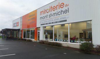 Coutances | Miroiterie du Mont St-Michel (Caséo)